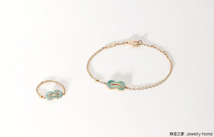 FRED斐登推出CHANCE INFINIE系列珠宝新品