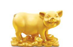 黄金摆件回收