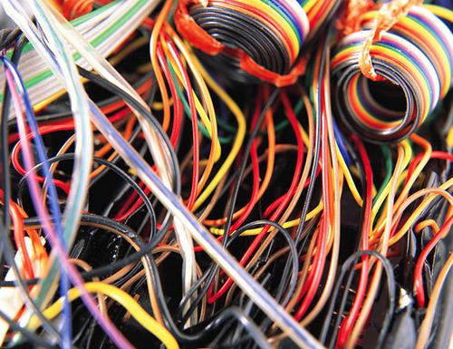 废旧电缆回收