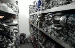 回收服装尾货