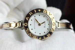宝格丽石英手表