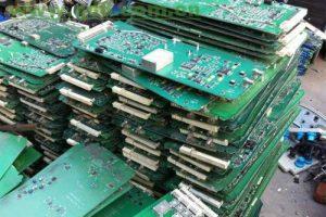 回收电子产品、线路板、整厂设备、整厂废品废料