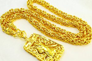 黄金如何加工成首饰